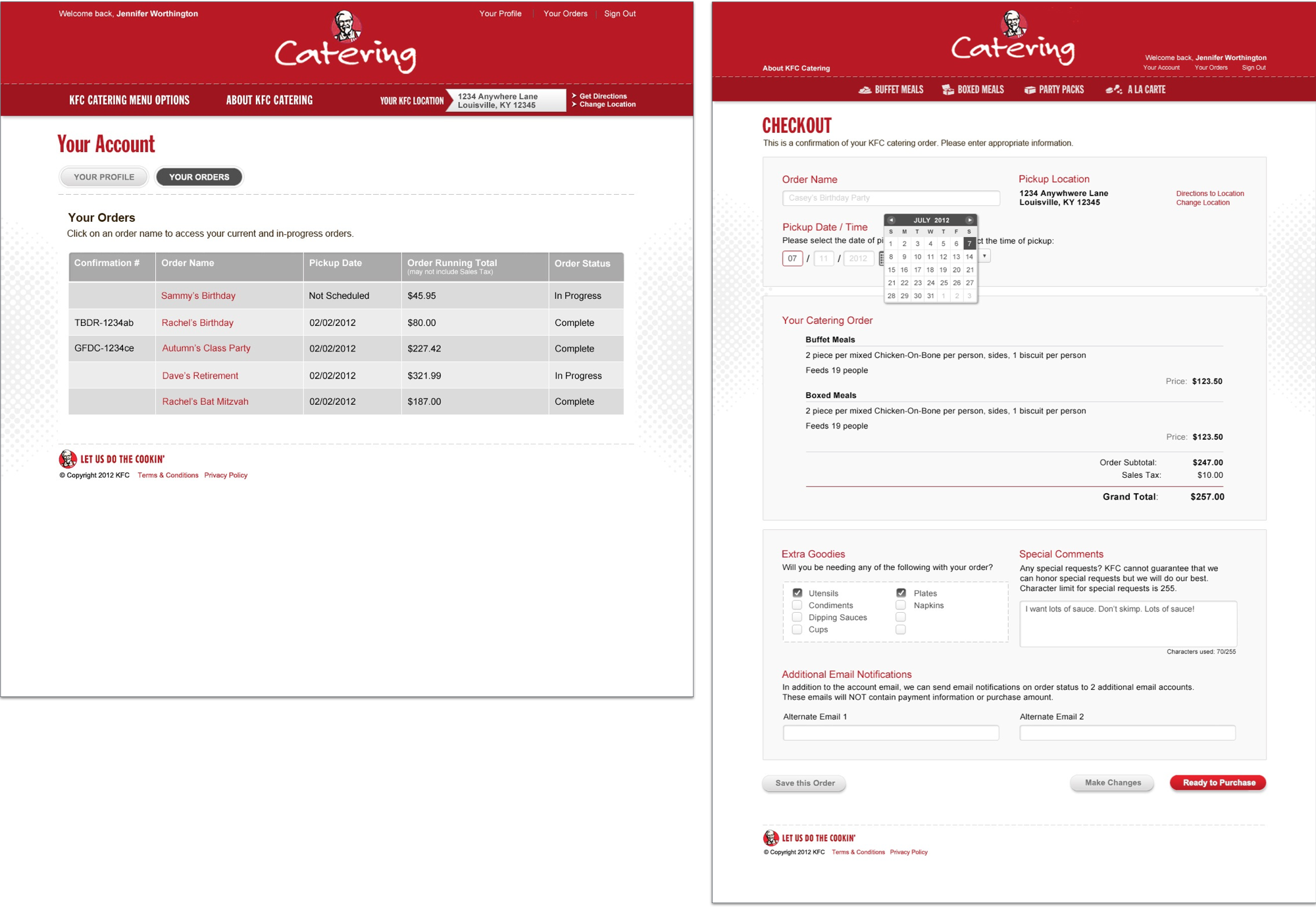 client_kfc-catering_account-checkout