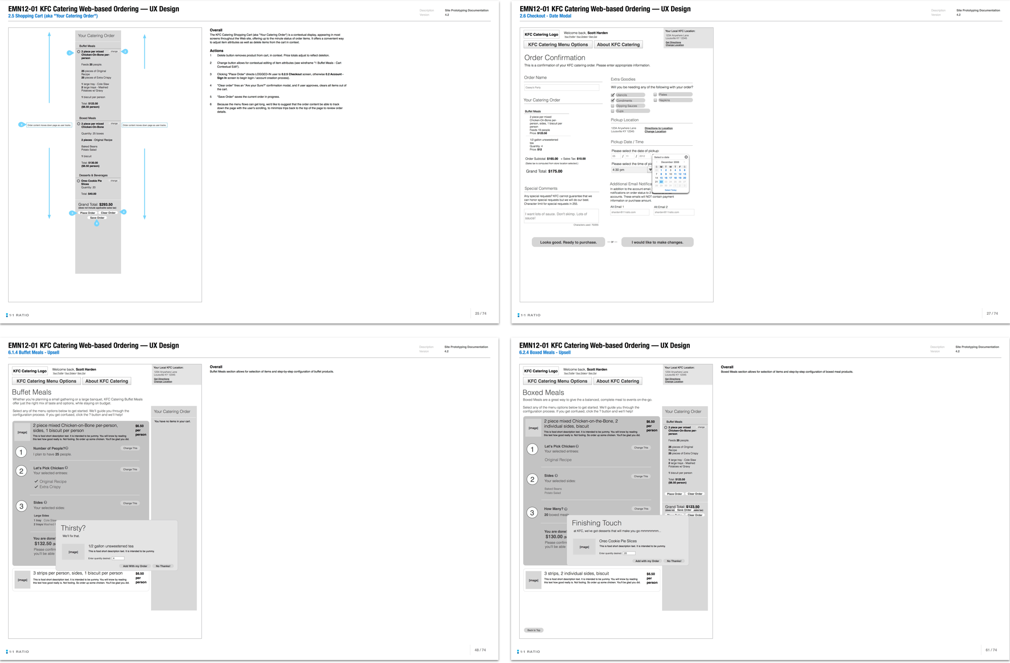 client_kfc-catering_wireframes